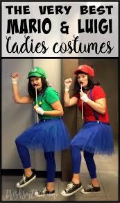 Halloween Costumes Luigi 50 Couples Halloween Costume Ideas Creative