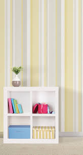 yellow awning stripe peel and stick wallpaper nu1403 u2013 d marie
