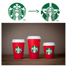 Hilarious Christmas Memes - the internet turned the new starbucks cup into hilarious christmas