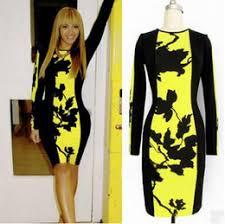 discount green color block dress 2017 green color block dress on