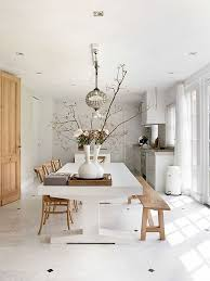 Kitchen Dining Room Design 37 Best Dark Table Light Chairs Images On Pinterest Home