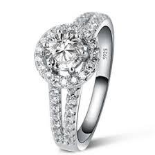 girls rings silver images Silver diamond rings for girls online diamond silver rings for jpg