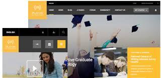 responsive design joomla ja platon responsive joomla template for universities colleges