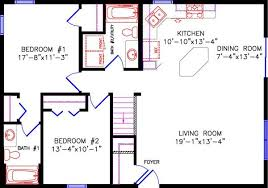 two bedroom cottage floor plans cottage house plan beauteous cottage floor plans home design ideas