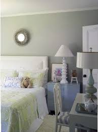 mint green walls contemporary bedroom thornton designs