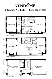 Northpark Residences Floor Plan by Soleil Ct Floor Plan Vendome