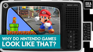 Games Like Home Design Story by Why Do Nintendo Games Look Like That Youtube