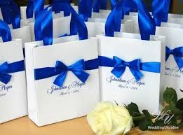 personalized wedding gift bags best 25 wedding gift bags ideas on wedding hotel bags