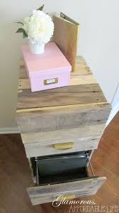 Rustic Wood File Cabinet by 53 Best Filing Cabinet Refresh Images On Pinterest Filing
