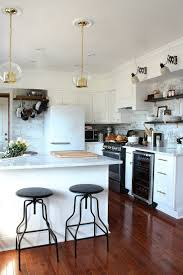 Black White Kitchen 389 Best Kitchens Images On Pinterest Kitchen White Kitchens