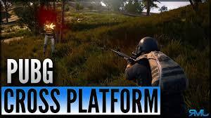 is pubg cross platform pubg cross platform play playerunknown s battlegrounds youtube