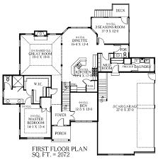 first floor master zach building co