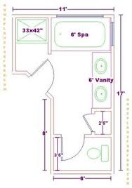 large master bathroom floor plans floor plan for master bath we stayed in a hotel with this plan