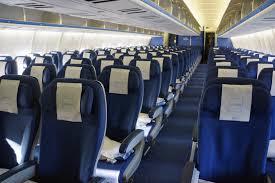 Economy Comfort Class Klm Mcdonnell Douglas Md Economy Comfort Class Cabin December