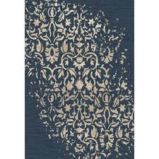 Peacock Area Rugs Charlton Home Highland Peacock Blue Area Rug Walmart