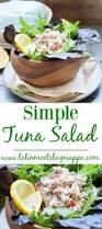 Tuna Salad Mediterranean Style Best 25 Simple Tuna Salad Recipe Ideas On Pinterest Easy Tuna