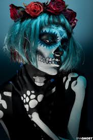 Fashion Halloween Makeup by 140 Best Sugar Skulls Images On Pinterest Sugar Skulls Sugar