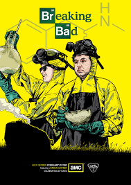 Breaking Bad Poster Breaking Bad Poster Parody Carlo Delos Santos Portfolio The Loop