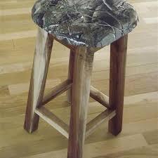 camo bar stools shop reclaimed wood bar stools on wanelo designs