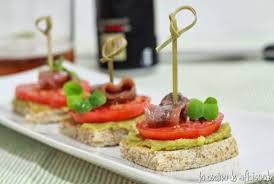 m fr canapes canapes faciles y ricos aperitivos de delicatessen fotografias de
