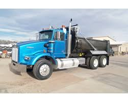 kenworth t800 truck 1995 kenworth t800 dump truck for sale greeley co 955559