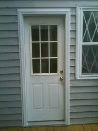 Home Depot Decorative Trim Exterior Door Molding Kit Front Doors For Homes Doors This Door