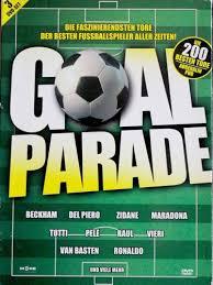 parade dvd the goals parade dvd set of 3 dvd dvd antiquarian