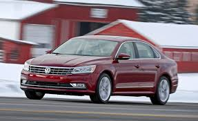 volkswagen passat 2017 volkswagen passat driven u2013 review u2013 car and driver