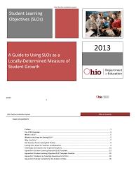 ohio etpes professional growth plan marketing administrative