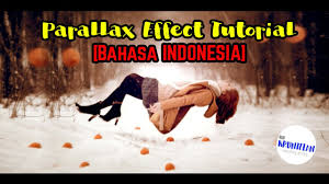 tutorial after effect bahasa after effect tutorial parallax effect bahasa indonesia youtube