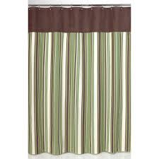 Green And Brown Shower Curtains Green And Brown Ethan Shower Curtain Bathroom Bathroom Ideas