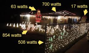 how much does it cost to decorate your house with christmas lights