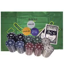 card game table cloth bargaining 200pcs cheap poker chips set blackjack poker table cloth