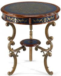 victorian style side table rococo style walnut and glass side table for the home pinterest