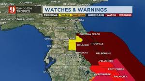 Map Of Daytona Beach Orlando News Videos Wftv