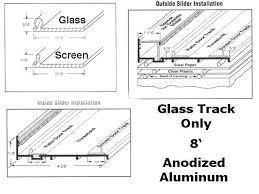 Patio Glass Door Repair Sliding Glass Door Replacement Track Cool Inch Sliding Glass Door