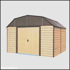 Home Depot Storage Sheds 8x10 by Durable Double Wall Resin Outdoor Garden Tool Storage Shed Made