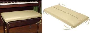 piano bench cushion reviews u0026 choices keyboards guitars amps
