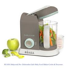 top 5 all in one baby food maker reviews