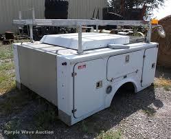 Utility Bed For Sale Fibre Body Utility Bed Item Bi9578 Sold September 27 Ve