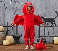 Dragon Halloween Costume Kids Toddler Dragon Costume Red Pottery Barn Kids