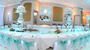 tiffany u0026 co theme decor by vip floral design 917 9164714 youtube
