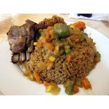 cuisiner une vieille thiebou yapp le riz à la viande sénégalais satin