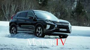 mitsubishi eclipse 2017 suv all new 2017 mitsubishi eclipse cross l clip youtube