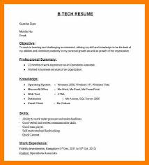 cv format for freshers in ms word 12 simple resume format for freshers janitor resume