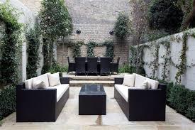 courtyard design garden modern exterior courtyard design feature green low