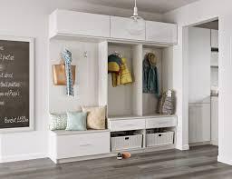 mudroom storage entryway organization california closets with