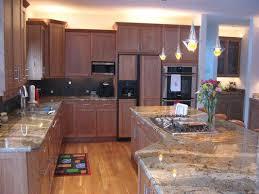Kitchen Design Cherry Cabinets by 34 Best Kitchen Designs Images On Pinterest Home Cherry Kitchen