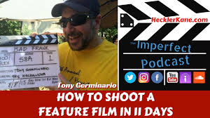 how to transition from short films to creating an award winning