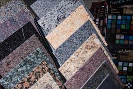real estate in anchorage alaska a display of granite tile for